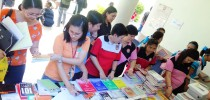 FT Library holds Book Fair