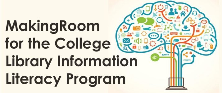 MakingRoom for the College Library Information Literacy Program